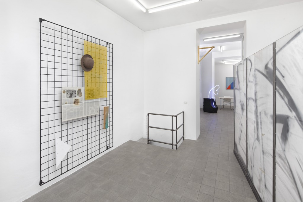 GRIDS - installation view