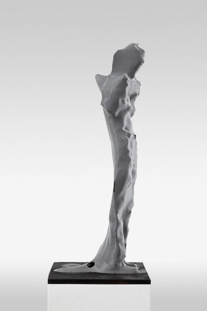 Antoine Renard, 3528263_hell-o, 2015, Polyatic acid (PLA), 36 x 36 x 88 cm