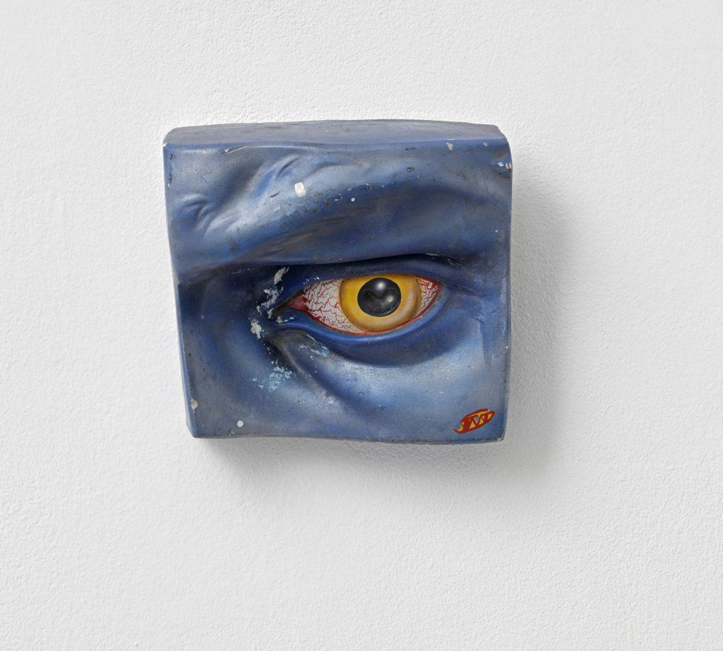 Guest 2016  found object  20 x 17 x 9 cm